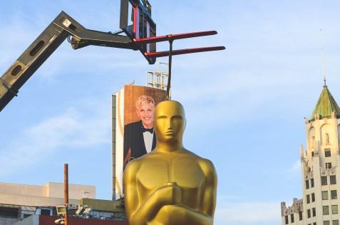 2014 Oscar Week Academy Awards Disneyexaminer Ellen Degeneres Billboard