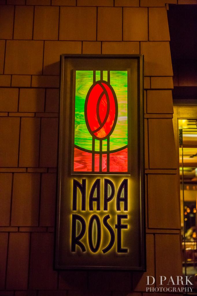 Paleo Whole30 Dieting Disney Parks Disneyexaminer Napa Rose Entrance