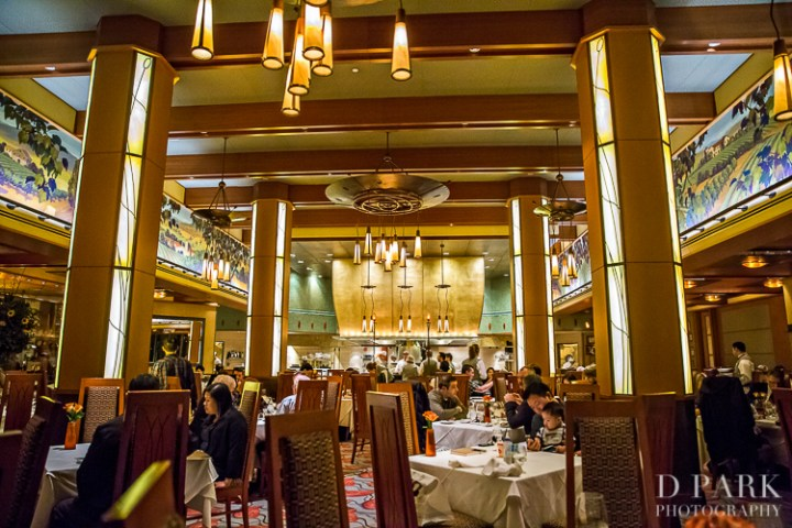 Paleo Whole30 Dieting Disney Parks Disneyexaminer Napa Rose Main Dining Room