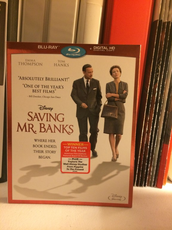 Disney Saving Mr Banks Blu Ray Dvd Product Review Disneyexaminer