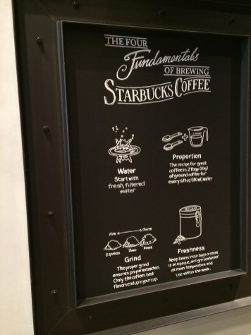 Starbucks Downtown Disney Disneyland Resort Chalk Art