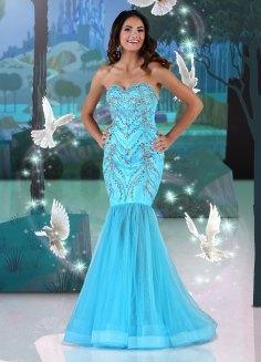 Disneyland Resort Prom Alternative Disneyexaminer Ariel Little Mermaid Dress