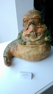 Disney Consumer Products Lucasfilm Neff Star Wars Legion Art Exhibit Jabba The Hutt