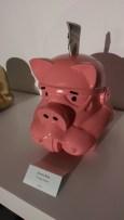 Disney Consumer Products Lucasfilm Neff Star Wars Legion Art Exhibit Piggy Bank