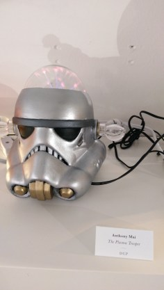 Disney Consumer Products Lucasfilm Neff Star Wars Legion Art Exhibit Plasma