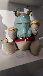 Disney Consumer Products Lucasfilm Neff Star Wars Legion Art Exhibit Winnie The Pooh