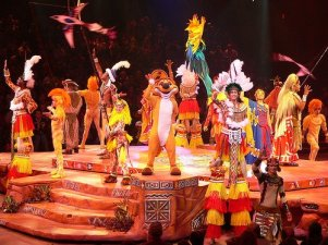Festival Of The Lion King Disney Animal Kingdom Wdw Returns