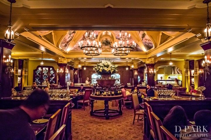 Paleo Whole30 Dieting Disney Parks Disneyexaminer Carthay Circle Restaurant Main Dining Room