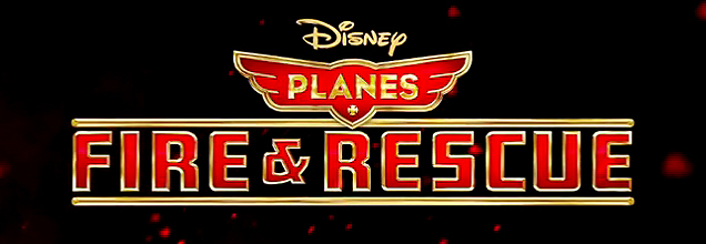 Disney Planes Fire And Rescue Logo