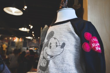 Disney Collection Peek Kids Fashion Vintage Mickey Mouse