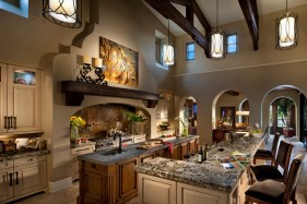 Golden Oak Residences Walt Disney World Resort Kitchen