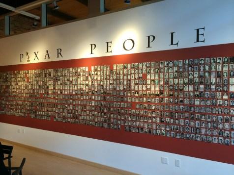 Disney Pixar Animation Studios Headquarters Disneyexaminer Tour Emeryville Employee Picture Directory