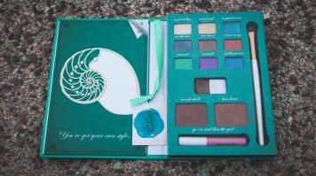 Disney Princess Ariel Beauty Collection Walgreens Little Mermaid Makeup Book
