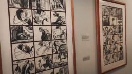 Original Animation Sketches Walt Disney Studios Lot
