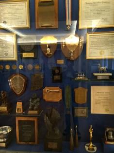 Walt Disney Family Museum Presidio San Francisco Disneyexaminer Award Wall