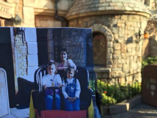 Disney Rememories Fantasyland Disneyland Picture In Picture