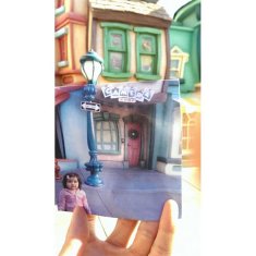 Disney Rememories Mickeys Toontown Disneyland