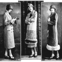Women 1920 Vintage Coat Outfit Dapper Day Style Guide Disneyexaminer