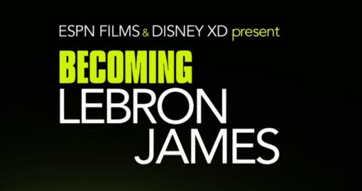 Becoming Lebron James Disney XD Series