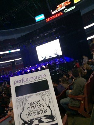 Danny Elfman Music From The Films Of Tim Burton Concert Honda Center
