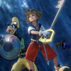 Disney Square Enix Kingdom Hearts Hd 2 5 Remix Sora Goofy Donald