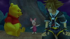Disney Square Enix Kingdom Hearts Hd 2 5 Remix Sora Winnie The Pooh