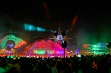 World Of Color Winter Dreams 2014 Happy Holidays Ending
