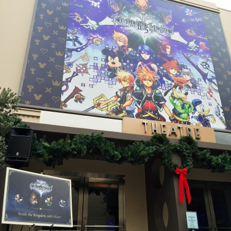 Disney Kingdom Hearts H D 2 5 Remix Launch Event Walt Disney Studios Theater