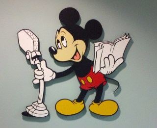 Disney Character Voices Logo