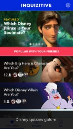 Disney Inquizitive App 1
