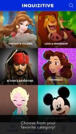 Disney Inquizitive App 2