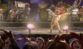 Disney Lucasfilm Strange Magic Sunny Singing