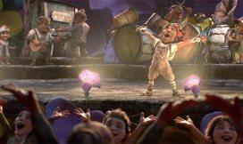 Disney Lucasfilm Strange Magic Sunny Singing