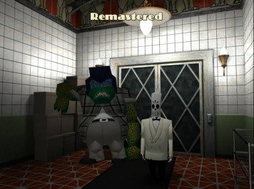 Grim Fandango Remastered Gameplay 1