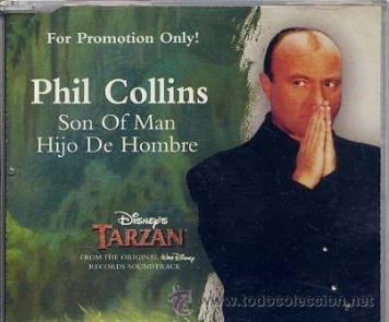 Phil Collins Disney Tarzan Spanish Son Of Man