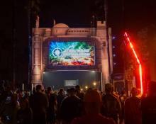 Rundisney Star Wars Half Marathon Weekend Disneyland Start Line