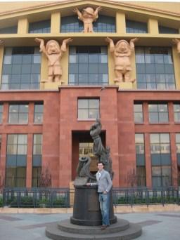 Team Disney Building Disneyexaminer Internship Thomas Morrissey