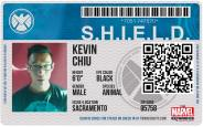 SHIELD ID Badge Marvel Experience Disneyexaminer Tour