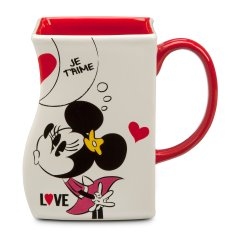 Minnie Mouse Interlocking Mug