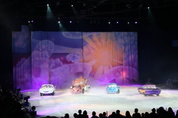Disney On Ice Presents Worlds Of Fantasy Citizens Business Bank Arena