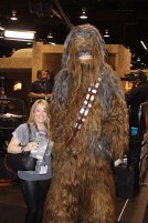Star Wars Celebration Anaheim Disneyexaminer Cosplay Chewbacca