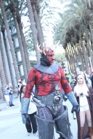 Star Wars Celebration Anaheim Disneyexaminer Cosplay Darth Maul Crossover