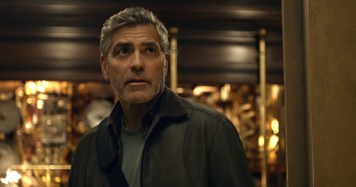 Disney Tomorrowland Movie Review Pin George Clooney