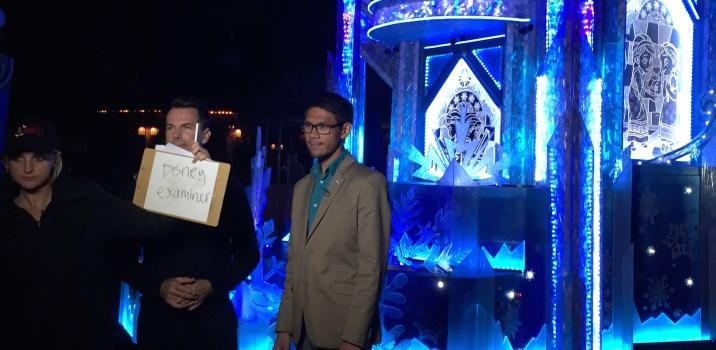 Disneyland Diamond Celebration Paint The Night Interview