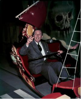 Disneyland Peter Pans Flight Walt Disney