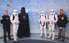Star Wars Vaders Fist CHOC Childrens Hospital 501st Legion Stormtroopers