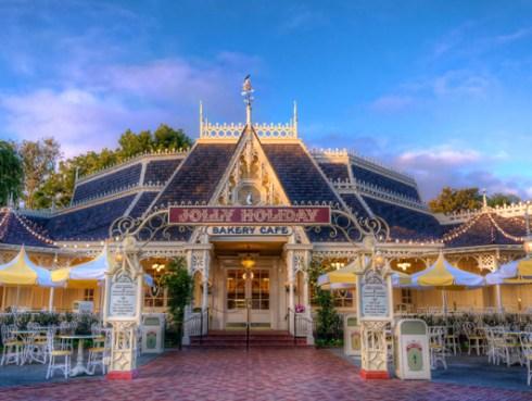 Disneyexaminer Disneyland Dating Guide Jolly Holiday Bakery Cafe