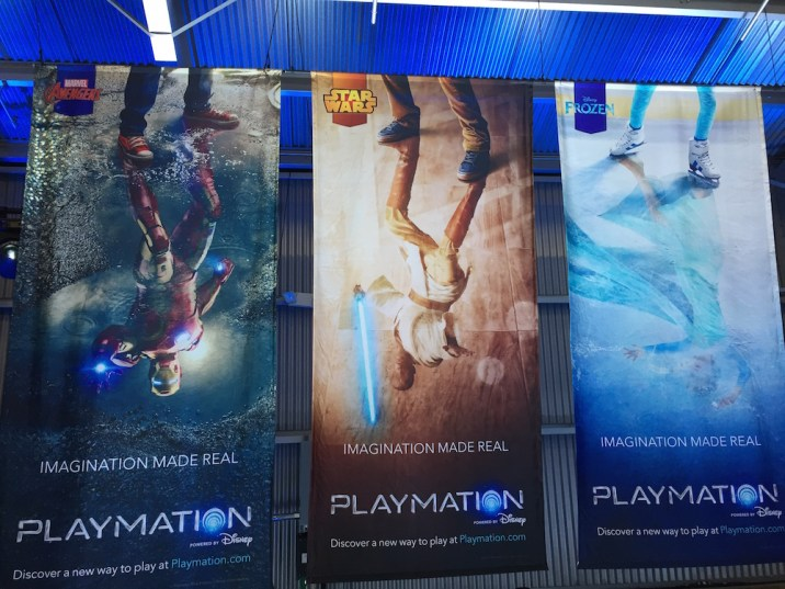 Disney Playmation Poster