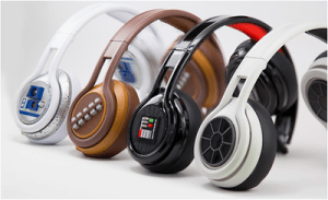 Star Wars Headphones - SMS Audio