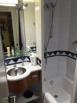 Disney Cruise Review Disneyexaminer Stateroom Bathroom Shower